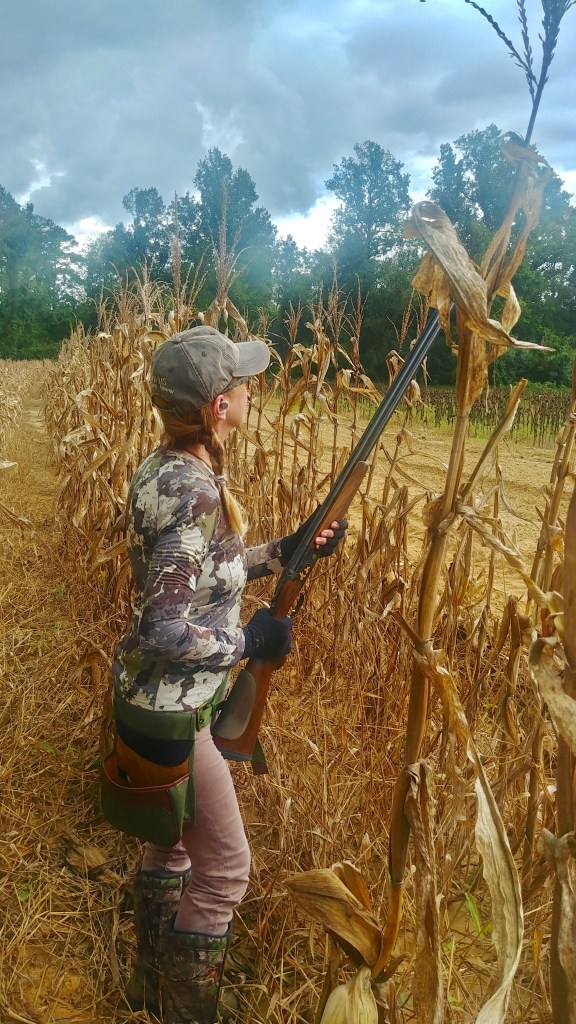 what to wear dove hunting