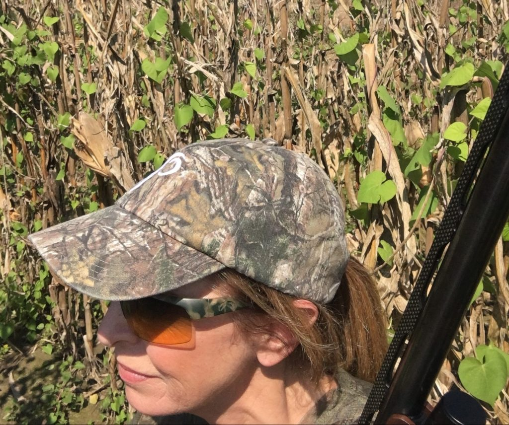 WHAT TO WEAR WHEN DOVE HUNTING