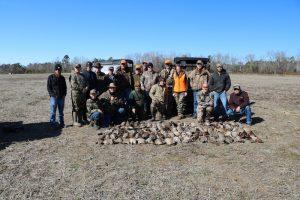 pheasant tower hunt
