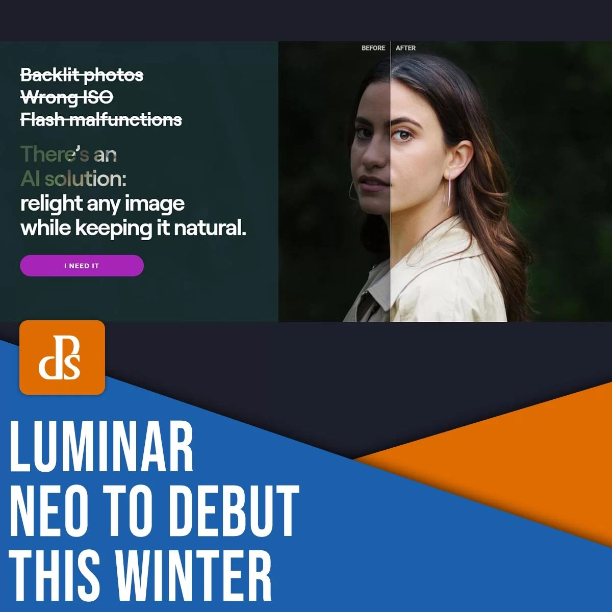 Luminar Neo to debut this winter