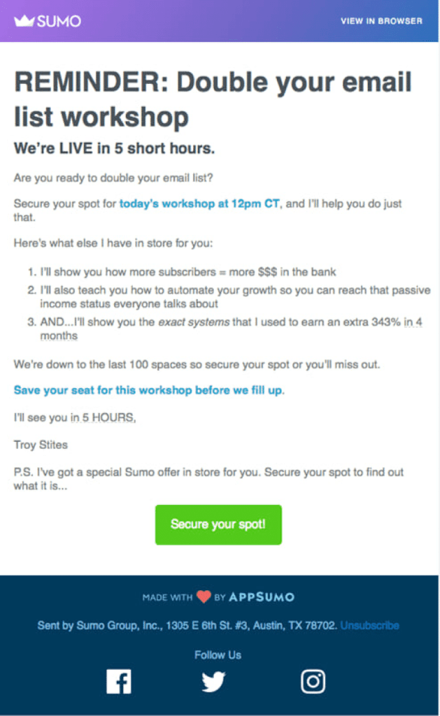 15 Tips to Running an Effective Event Invitation Email Campaign