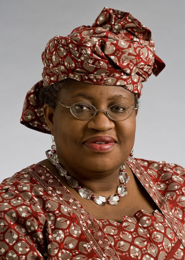 WTO Job: Okonjo-Iweala Selected For Final Stage