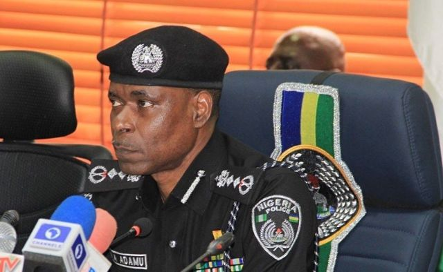 IGP lists Criteria For New SWAT operatives As Training Begins Monday