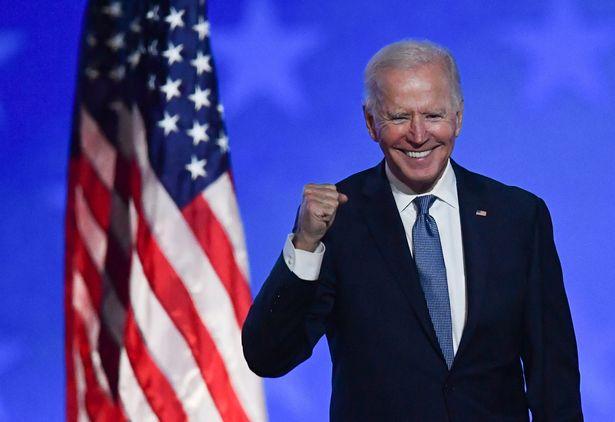 Biden wins White House, ending Trump presidency