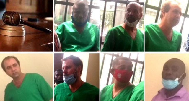 Court Jails Six Foreigners Seven Years For Oil Theft In Port Harcourt