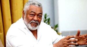 Ghana: Jerry Rawlings' state funeral begins
