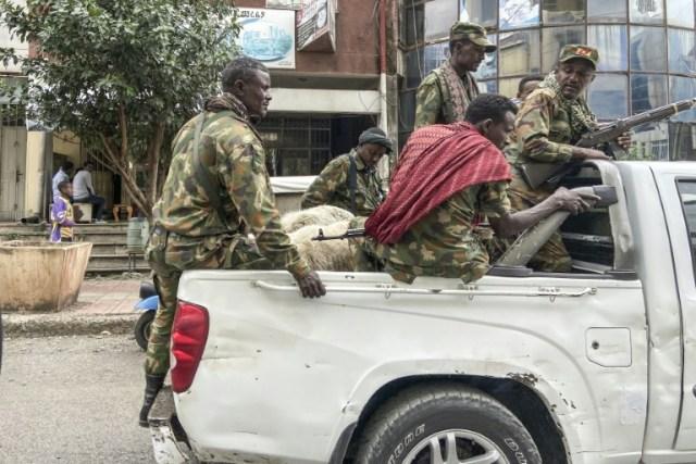 UN warns of war crimes in Ethiopia conflict