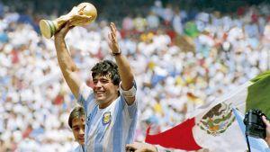 Argentina Legend, Diego Maradona dies At 60