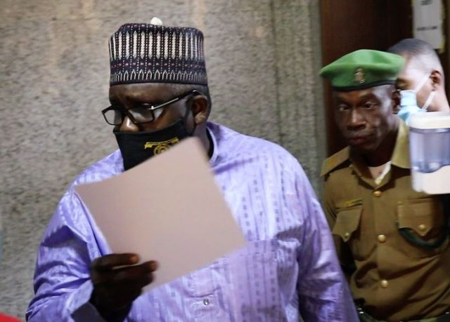 Maina Files No Case Submission as EFCC Closes Case