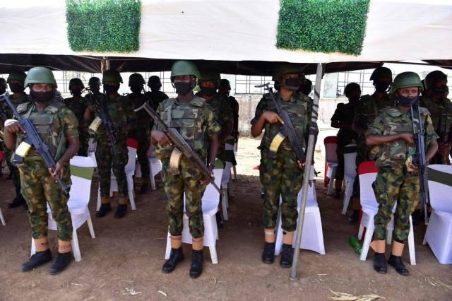 Army Deploys 300 Female Officers To Kaduna-Abuja Highway
