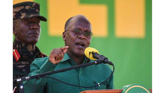Tanzanian President Cautions Against Coronavirus Vaccines