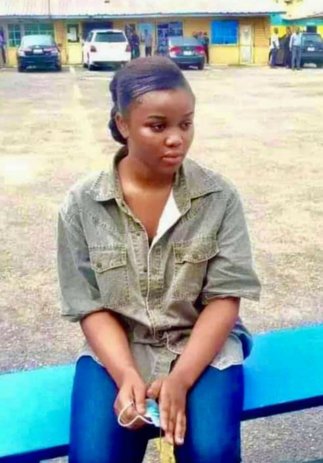 21-year old UNILAG Female student in Police net over murder of Super TV CEO