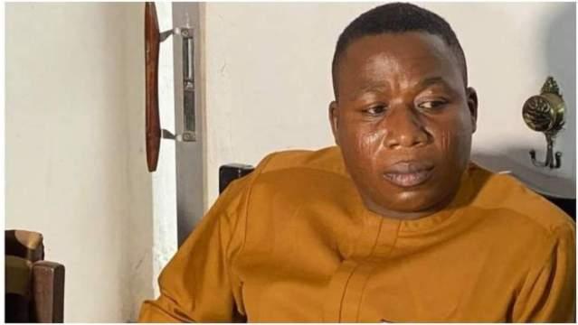 DSS Declares, Yoruba Nation Agitator, Sunday Igboho Wanted