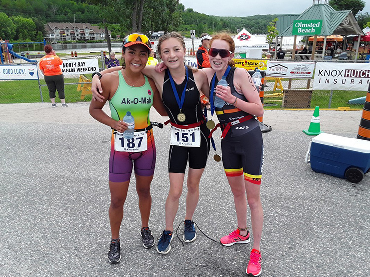 Triathlon Summer Camp for Girls