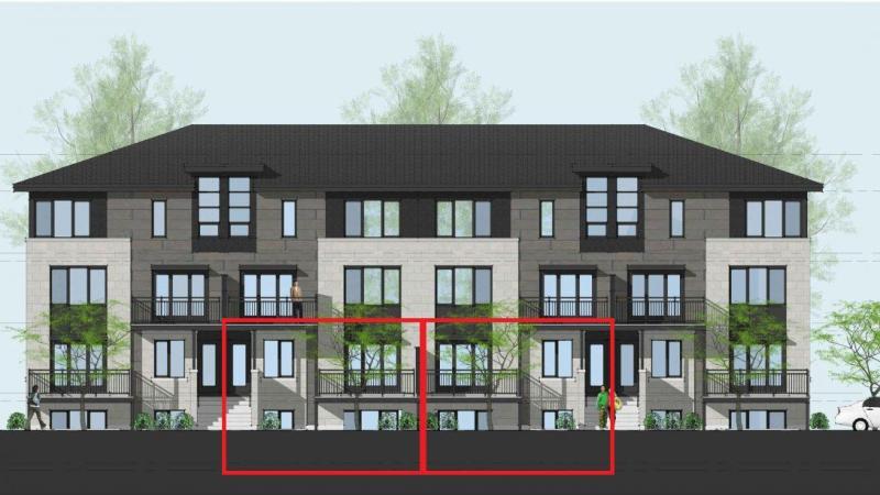 Lower Unit Urban Terraces