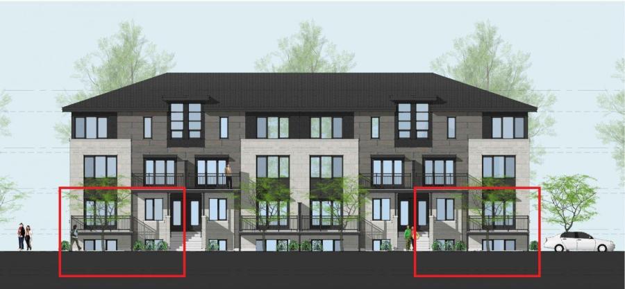 Lower End Unit Barrhaven Urban Terrace Rentals