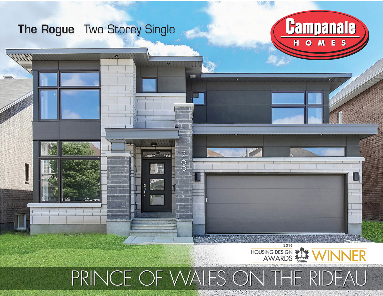 Campanale Homes | Luxury Custom Homes | Prince of Wales On The Rideau