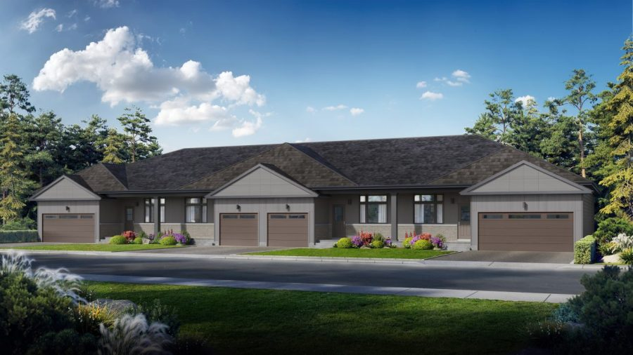 Arnprior Attached Bungalows