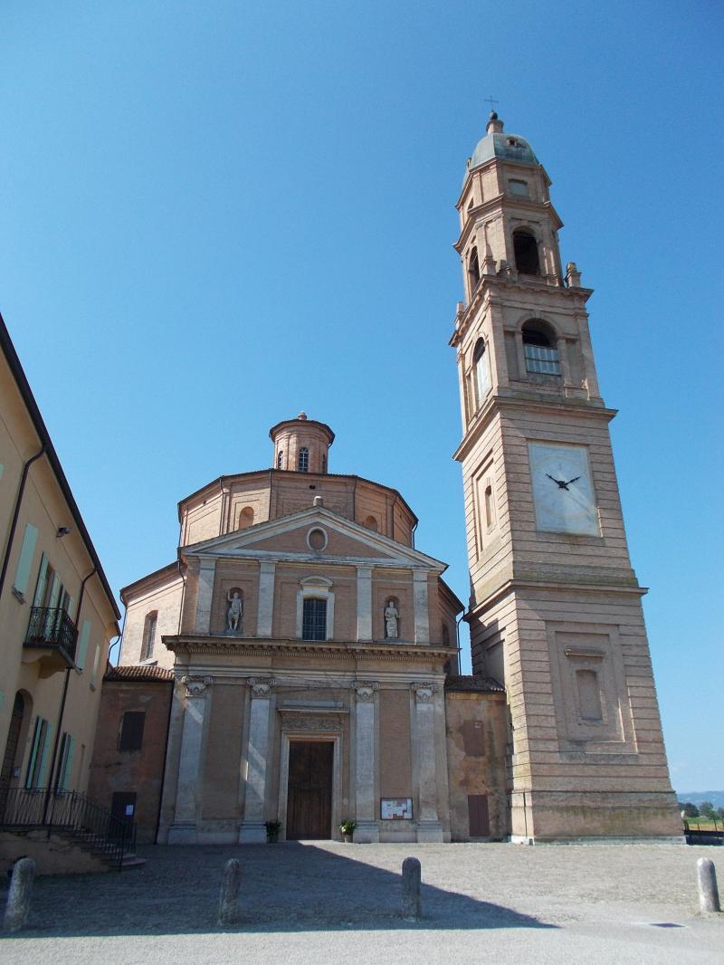 Chiesa parrocchiale di Villa Bagno, Reggio Emilia