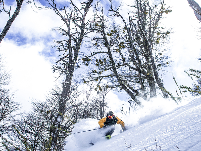 Top Skiing Resorts for Campers and RVers in North America