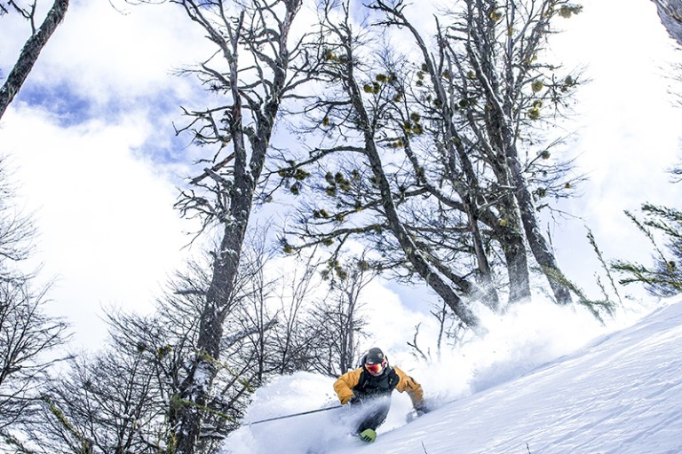 Top ski resorts for campers and RVers in North America