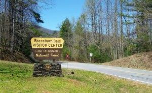 brasstown bald georgia trail national parks service visitor center hiking rv travel