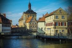 Die Innenstadt Bambergs