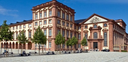 Das Mannheimer Schloss