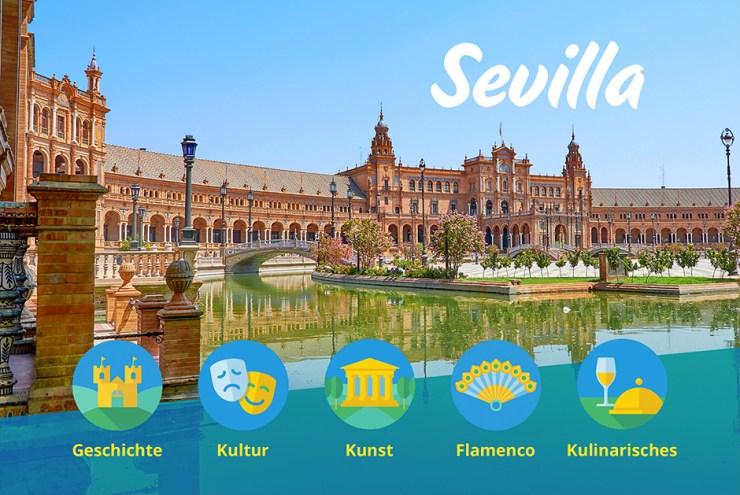 Sevilla im Wohnmobil erleben