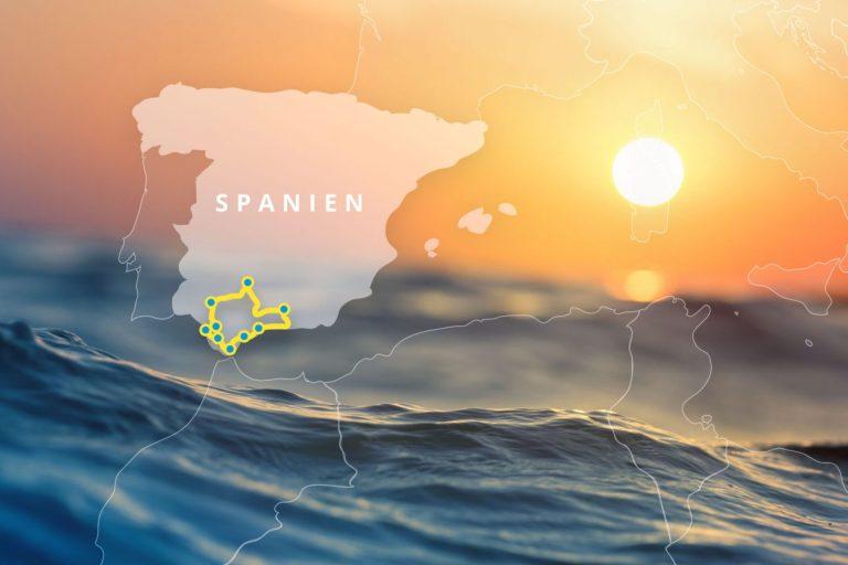 Der Sonne entgegen – im Wohnmobil durch Andalusien