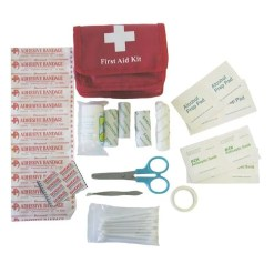 FIRST AID KIT CAR 30PC