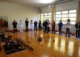 Campane Tibetane Torino: la cerimonia del Master Crystal