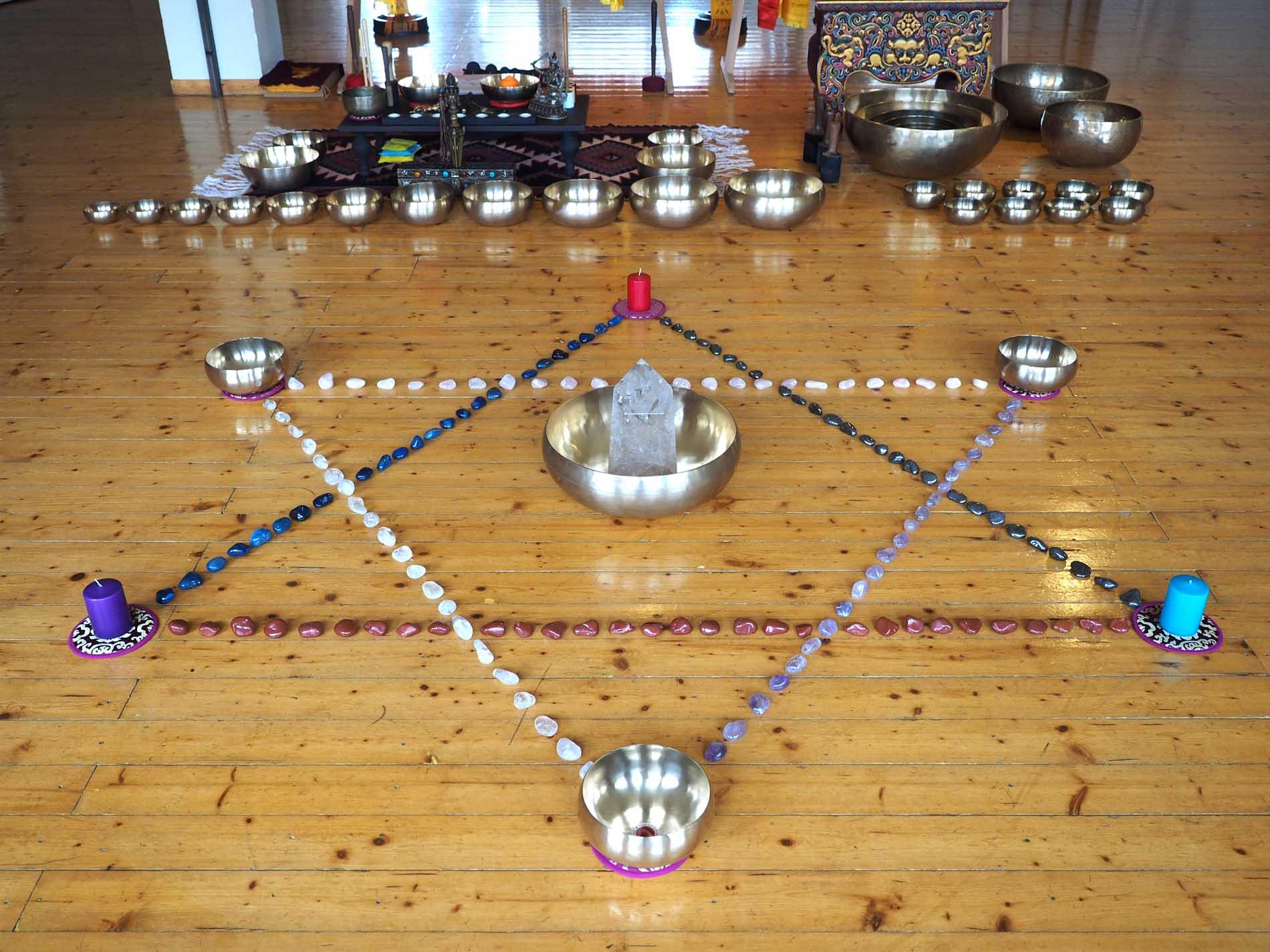 Campane Tibetane Torino Master in Campane Tibetane