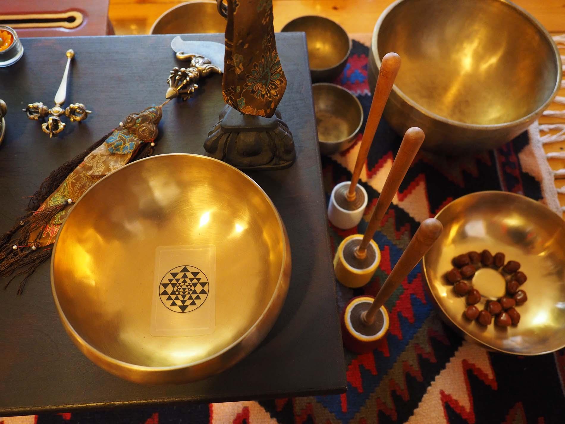 Master in Campane Tibetane