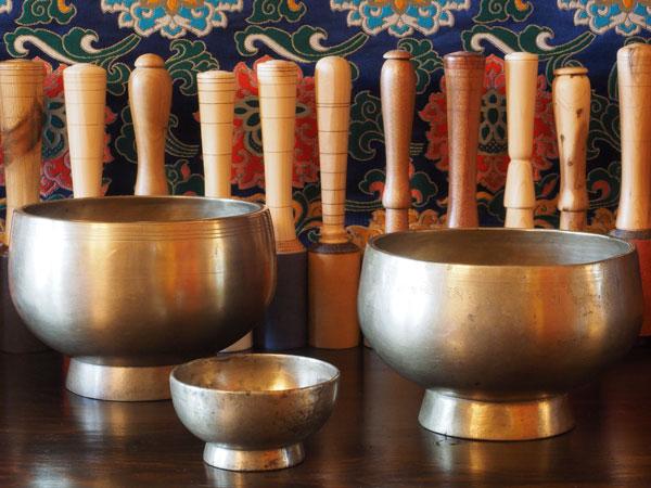 Campane Tibetane Vendita Stand