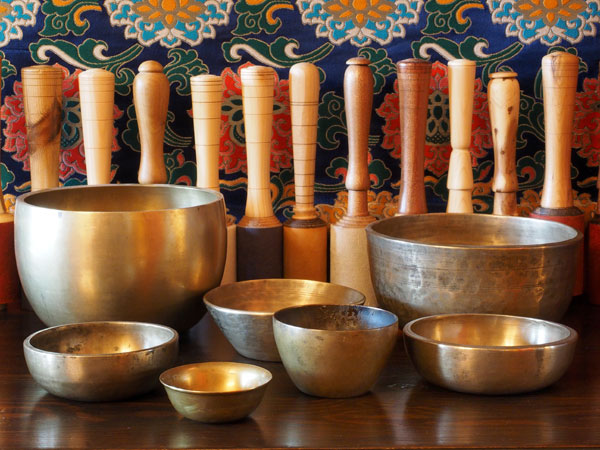 Campane Tibetane Vendita Inusuali