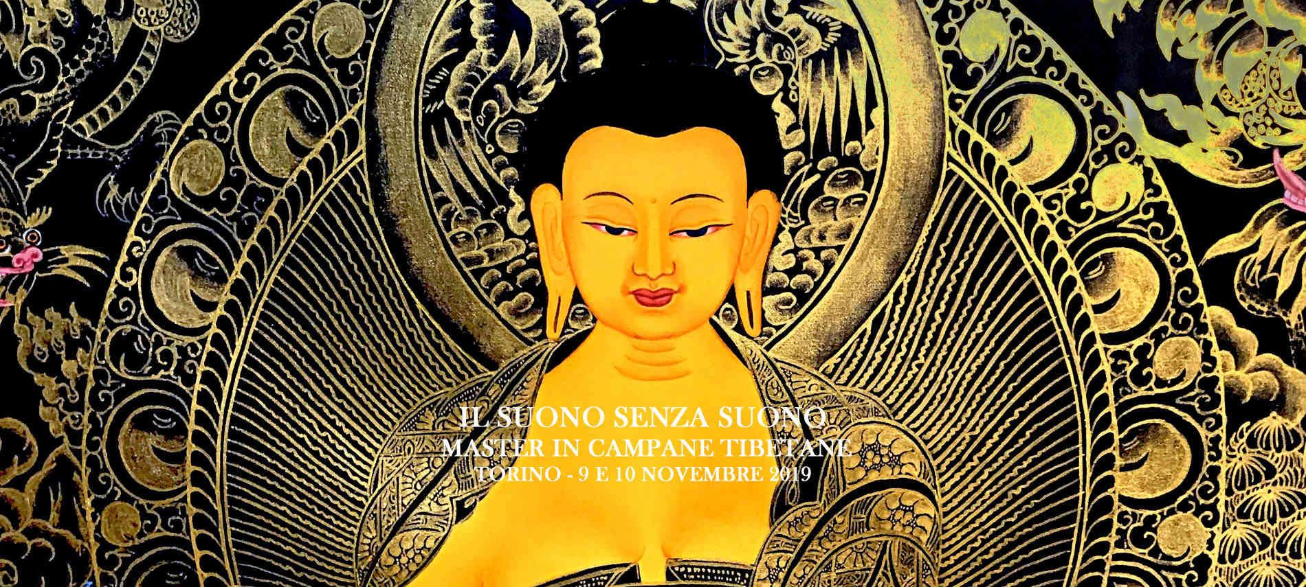 Campane Tibetane Torino Il Suono Senza Suono