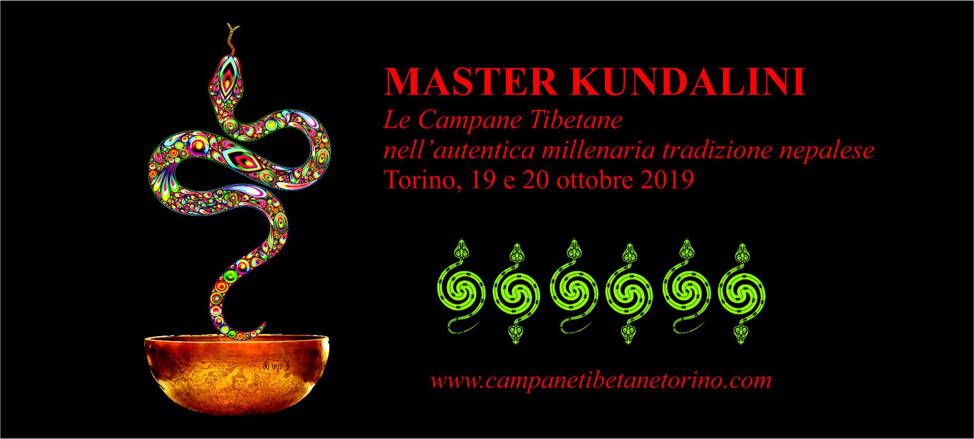 Campane Tibetane Torino Master Kundalini