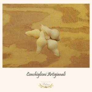 Pasta Cilentana - L'Artigiano della Pasta Palma - Conchiglioni