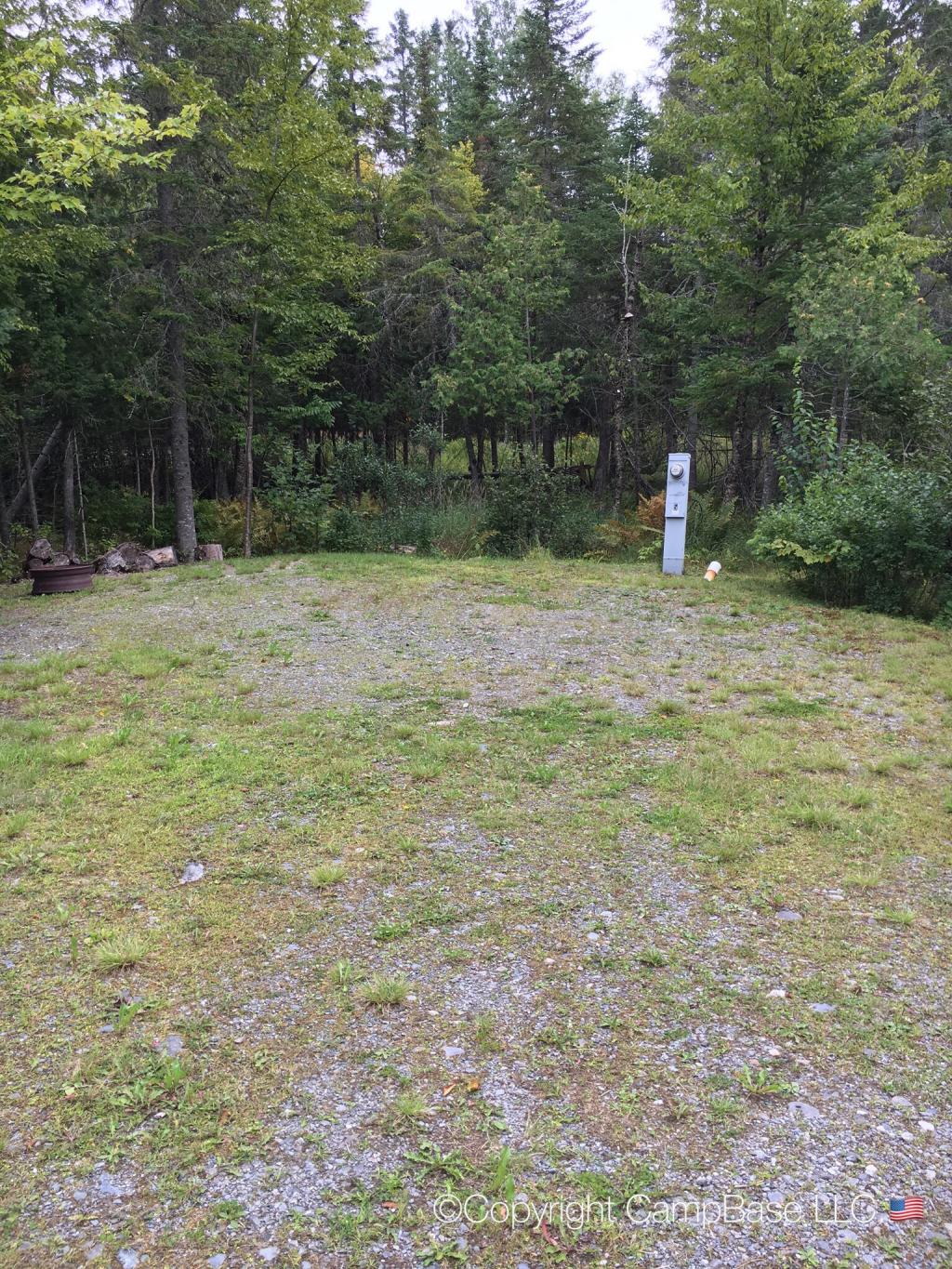 Moose River Campground Rockwood Maine