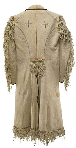 Robert Campbell Buckskin Coat © Campbell House Foundation 2004