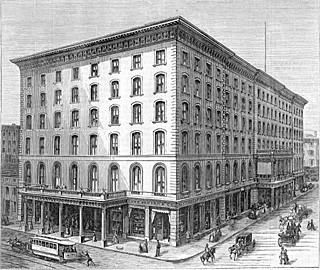 The Southern Hotel, 1877 © Campbell House Foundation 2004