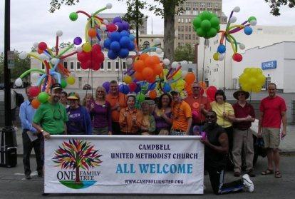 LGBT SJ Pride Parade 2009