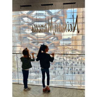 Climb the Vessel at Hudson Yards & Shop 'til You Drop