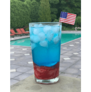 Berry Patriotic Drink