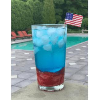 Berry Patriotic Drink