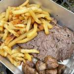 Dutch Oven Chips - French Fries