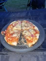 Dutch Oven Pizza