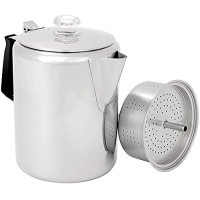 GSI Sports Products 65006 Stainless Coffee Perk Cup