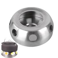 Ezyoutdoor Spirit Stove Alcohol burners Spirit Burner Super Efficient Lightweight Durable Alcohol Stove, Backup system for Emergency and Survival Situations, Camping, Backpacking